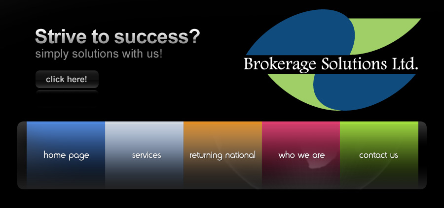 Brokerage world solutions